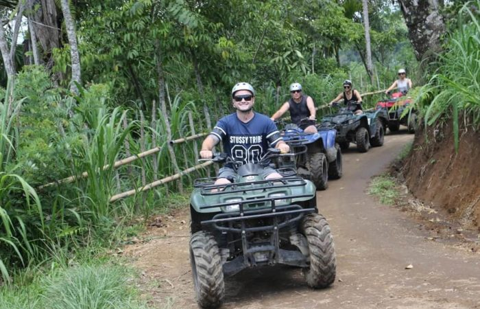 atv ride in bali