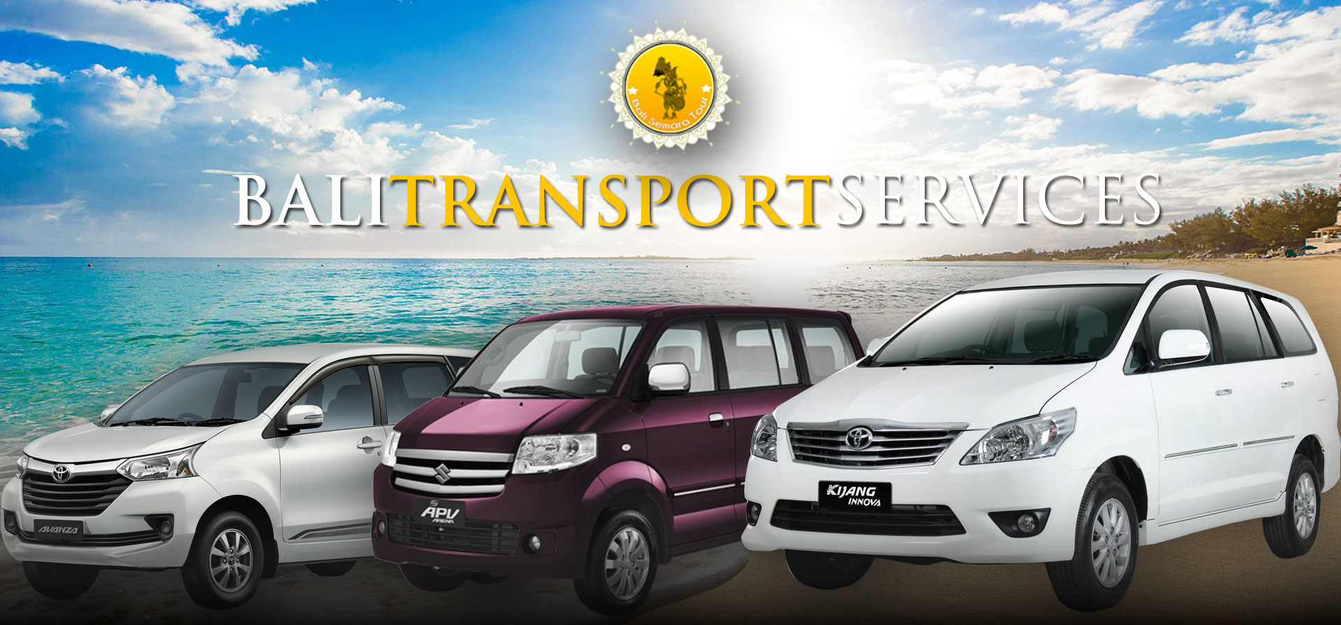 bali transport services
