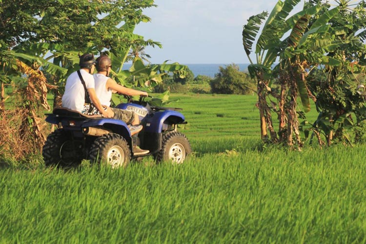 bali atv ride adventure