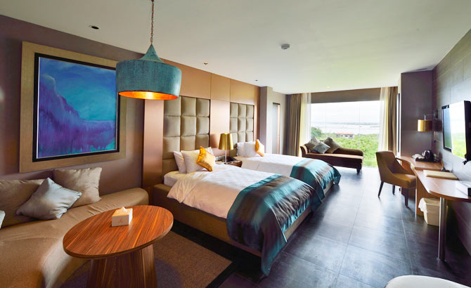 amaroossa hotels bali - executive suite