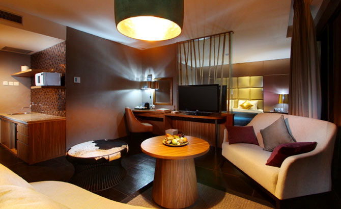 amaroossa hotels bali - family suite