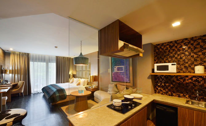 amaroossa hotels bali - royal suite