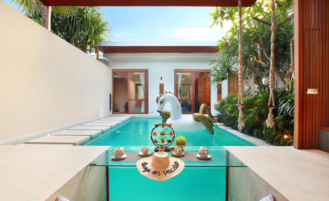 sana vie villas seminyak - one bedroom villa