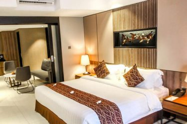 the nest hotel nusa dua