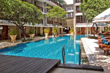 the rani hotel and spa - kuta hotel