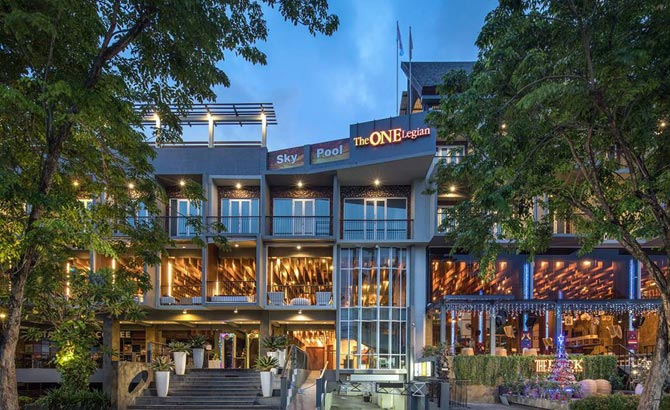 the one hotel legian